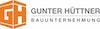 GUNTER HÜTTNER + Co. GmbH BAUUNTERNEHMUNG