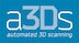 a3Ds GmbH automated 3D scanning
