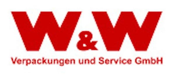 Logo von W & W Verpackungen und Service GmbH