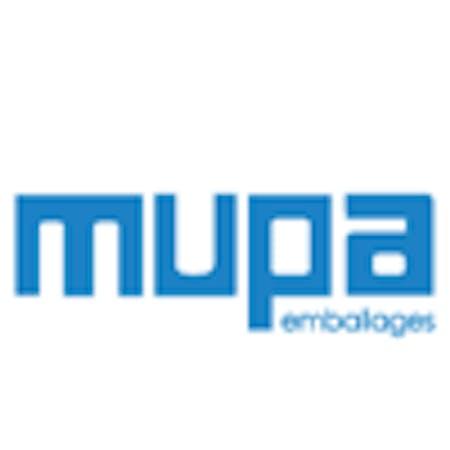 Logo von MUPA EMBALLAGES