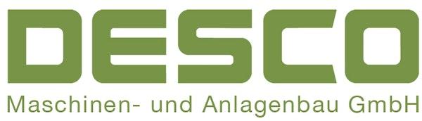 Logo von Desco Maschinen- und Anlagenbau GmbH