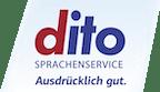 Logo von dito Sprachenservice