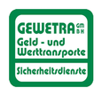 Logo von GEWETRA Geld- und Werttransporte GmbH