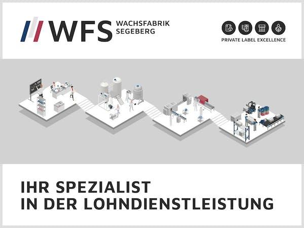 Logo von Wachsfabrik Segeberg GmbH