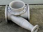 Edelstahl-Rohrleitungsbauteile