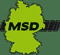 Logo von Medien Service Deutschland West GmbH