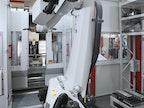 5-Achs Fräsen mit Roboter-Beschickung