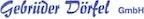 Logo von Gebr. Dörfel GmbH Metallwarenfabrik