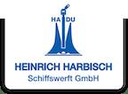 Logo von HEINRICH HARBISCH Schiffswerft GmbH