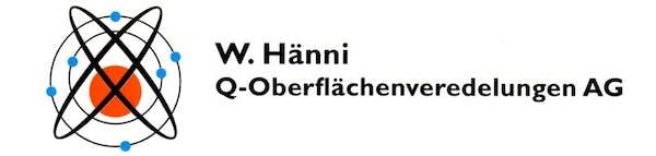 Logo von W. Hänni Q-Oberflächenveredlungen AG