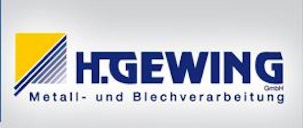 Logo von H. Gewing GmbH