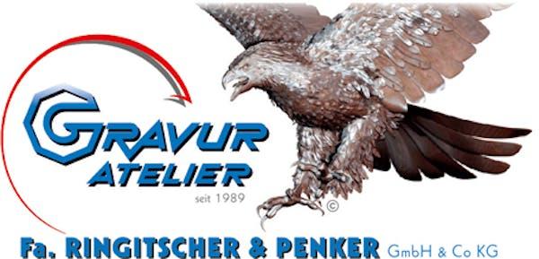 Logo von Gravuratelier Ringitscher & Penker GmbH & Co KG