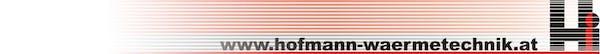 Logo von HOFMANN Wärmetechnik GmbH