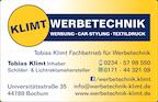 Logo von Tobias Klimt - Fachbetrieb für Werbetechnik | Werbeagentur in Bochum