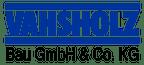 Logo von Kurt Vahsholz Bau GmbH & Co. KG