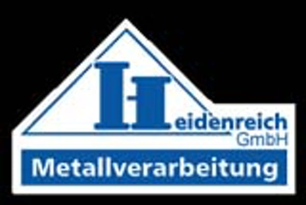 Logo von Heidenreich Metallverarbeitung GmbH