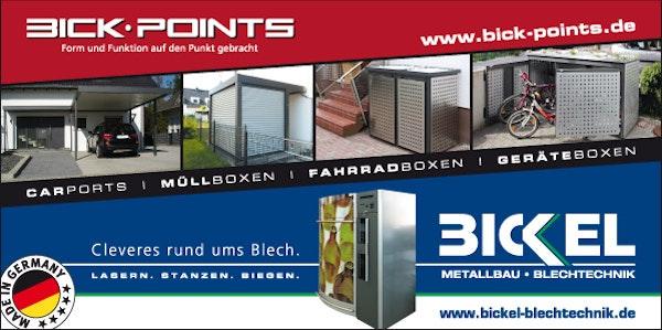 Logo von Bickel GmbH