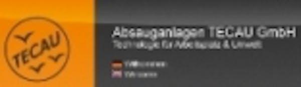 Logo von Absauganlagen TECAU GmbH