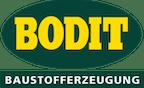 Logo von Bodit Baustofferzeugung GmbH