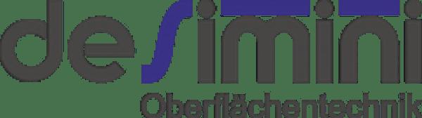 Logo von De Simini Oberflächentechnik
