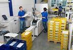Lettershop und Digitaldruckerei