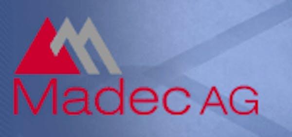 Logo von Madec AG - M.Rüefli Décolletages