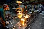 Stahl- und Eisenguss