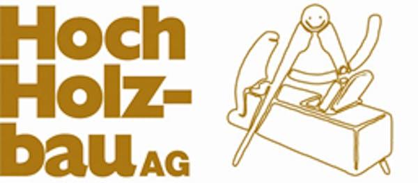 Logo von Hoch Holzbau AG