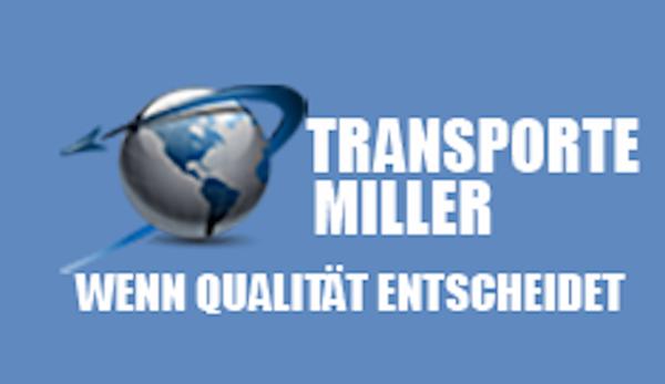 Logo von Transporte und Umzüge Miller GmbH
