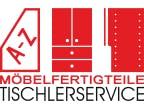 Logo von A-Z Möbelfertigteile Tischlerservice