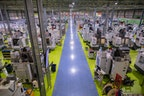 CNC Produktionsbreich