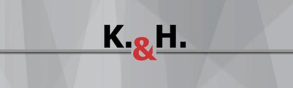 Logo von K & H Maschinen GmbH