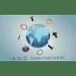 Logo von A.N.D. INTERNATIONAL