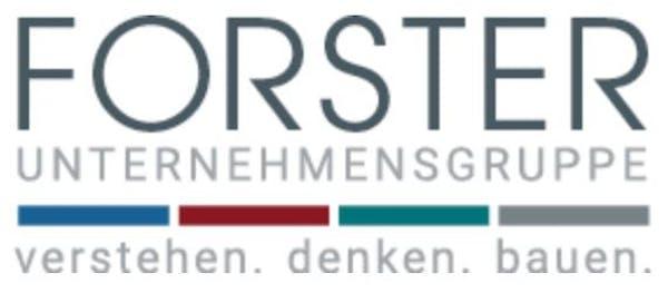 Logo von Forster Stahl- und Anlagenbau GmbH