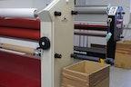 Laminierung der Digitaldruckfolien
