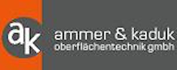 Logo von Ammer & Kaduk Oberflächentechnik GmbH
