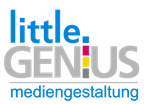 Logo von Little.Genius-Mediengestaltung Inhaberin: Katrin Kröger-Rau