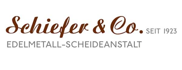 Logo von Schiefer & Co. ( GmbH & Co.) Edelmetall-Scheideanstalt seit 1923