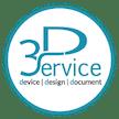 Logo von 3D SERVICE SRL