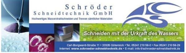 Logo von Schröder Schneidtechnik GmbH