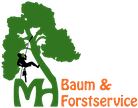 Logo von MH Baum- und Forstservice
