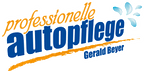 Logo von Gerald Beyer professionelle Autopflege