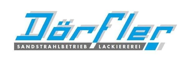 Logo von Dörfler - Sandstrahlbetrieb - Lackiererei