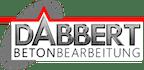 Logo von Dabbert Betonbearbeitung GmbH