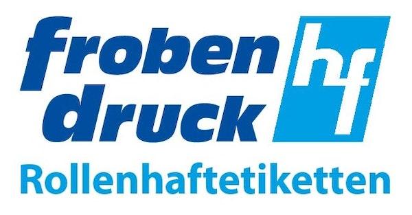 Logo von Froben Druck GmbH & Co. KG