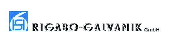 Logo von Rigabo-Galvanik GmbH