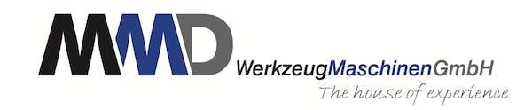 Logo von MMD Werkzeugmaschinen-Vertrieb GmbH
