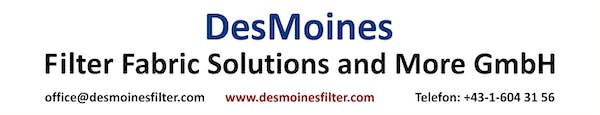 Logo von DesMoines Filter Fabric Solutions and More GmbH