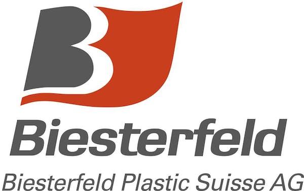 Logo von Biesterfeld Plastic Suisse AG