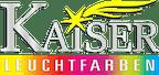 Logo von Kaiser Leuchtfarben